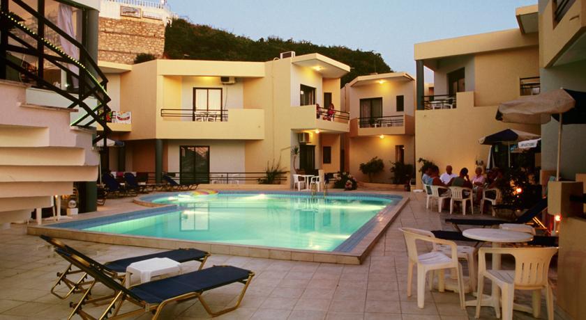 Akasti Hotel Kalamaki, Chania, 73100, Greece best deal