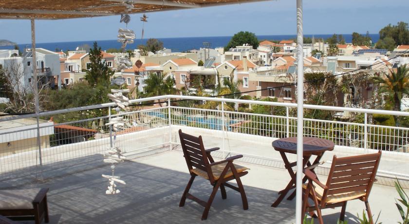 Agii Apostoli Agion Apostolon, Kato Daratso, 73100, Greece accommodation  package