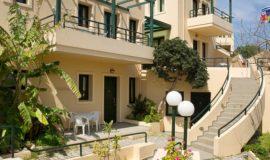 Rainbow Apartments Makris Tichos, Kato Daratso, Chania Region, 73100, Greece best holiday packages